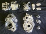 zx 650 engine parts after blasting
